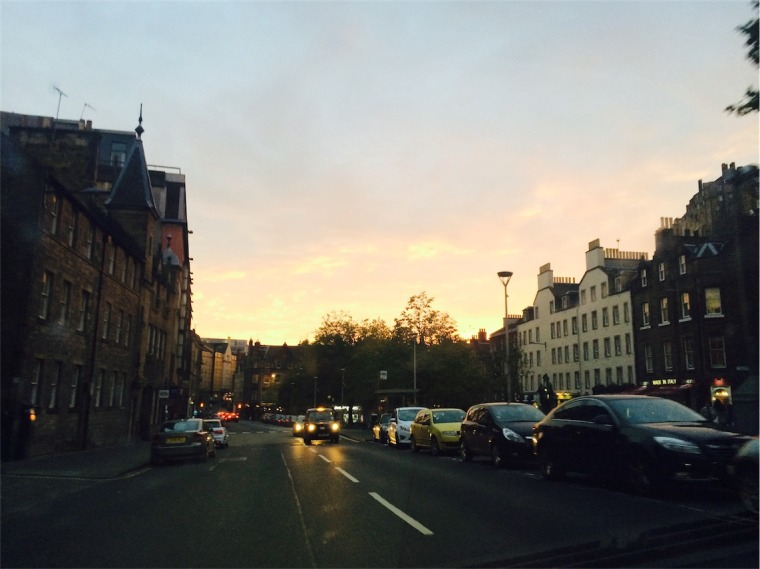 GlasgowSunset